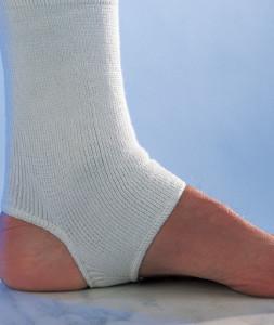 Ortoza - elastični steznik za skočni zglob