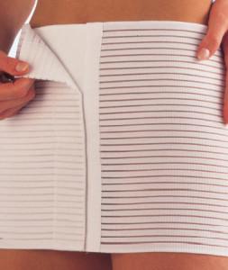 Pojas za stomak - postoperativni na čičak 27 cm