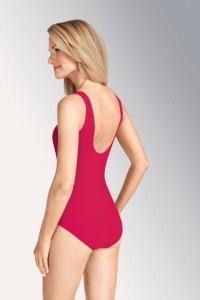 Rhodes_crveni_jednodelni_kupaći_kostim_leđa