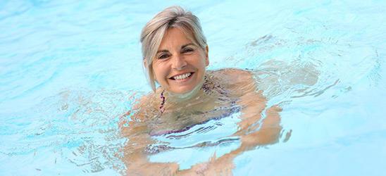 koristi plivanja posle operacije grudi masektomije